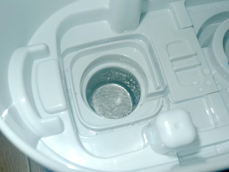 ツインバード/TWINBIRD パーソナル加湿器 SK-4974W