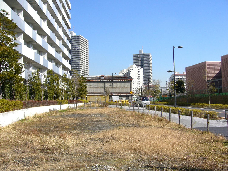 昼の新川崎