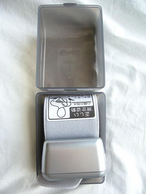 オムロン 血圧計 HEM-6022 ケース
