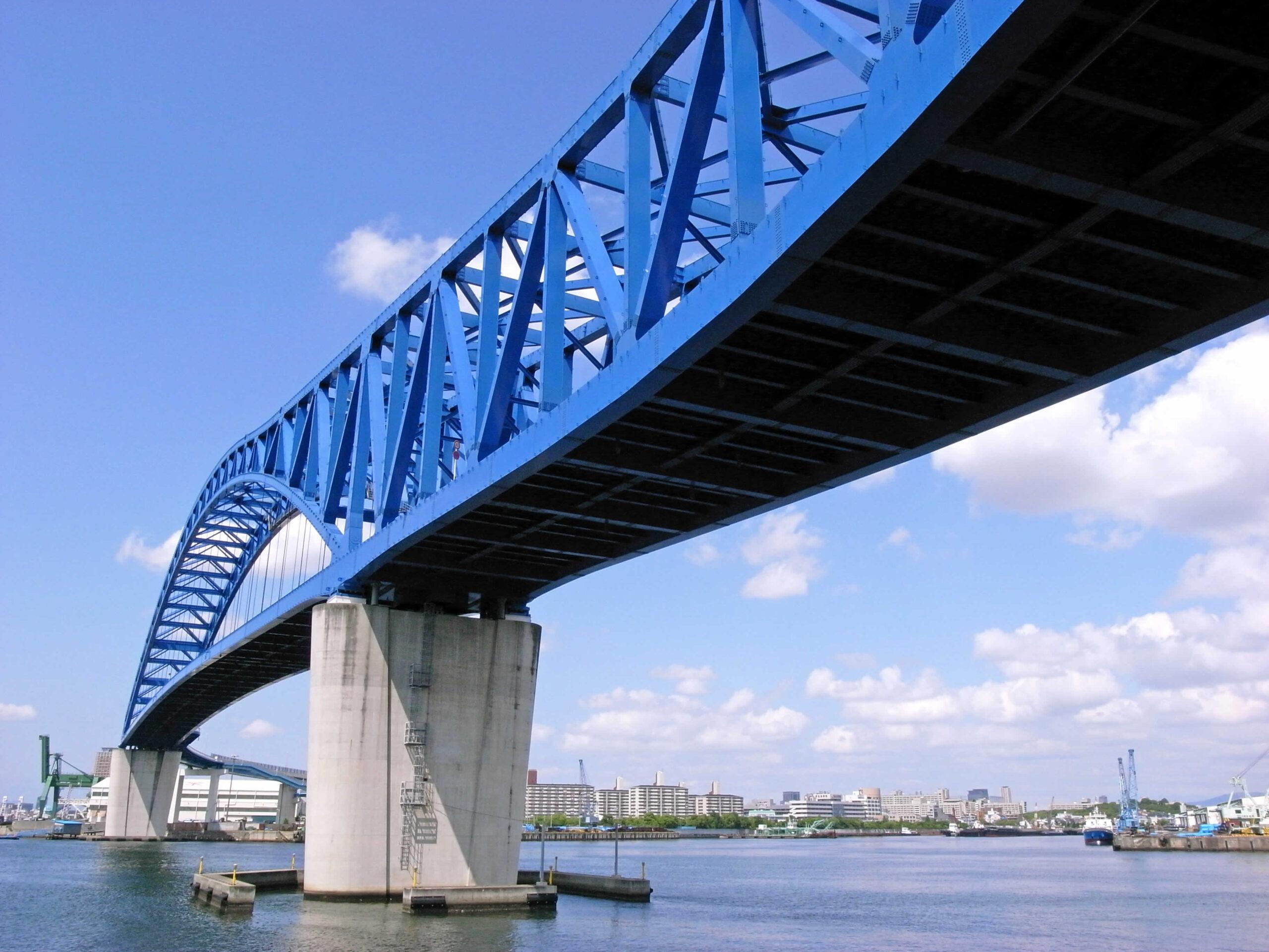 大阪市大正区の千歳橋