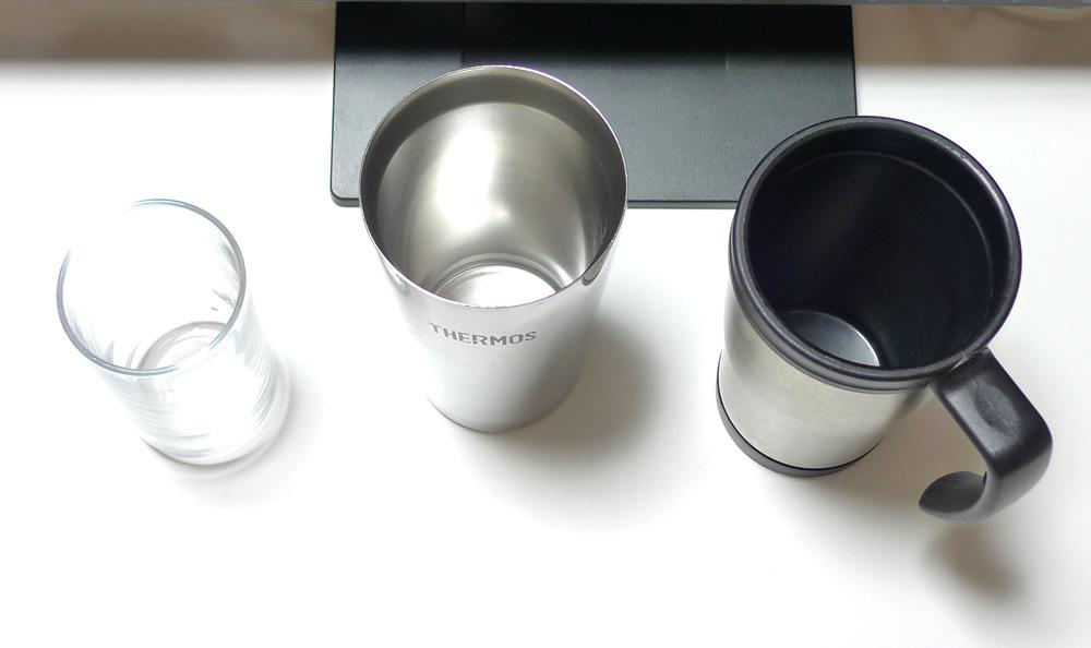 結露しない真空タンブラー・コップ・マグカップ