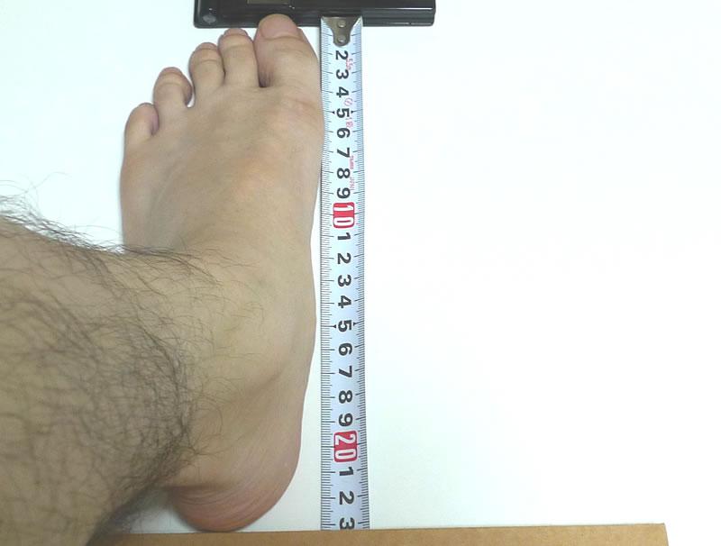 new balance M996のサイズ感