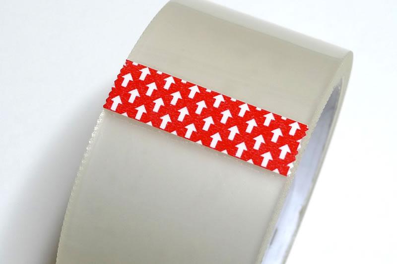 100均の手で切れる透明テープ