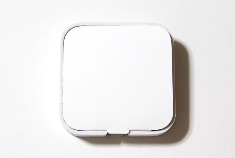 Apple EarPodsケースの裏側