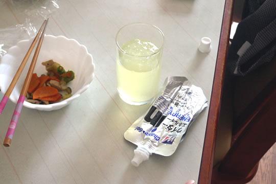 9月22日(日曜)の昼飯