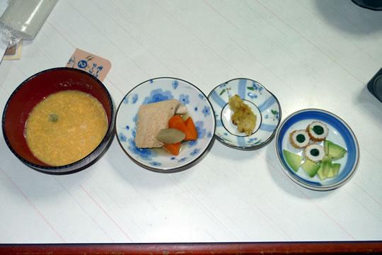 10月2日(水曜)の夕食 母