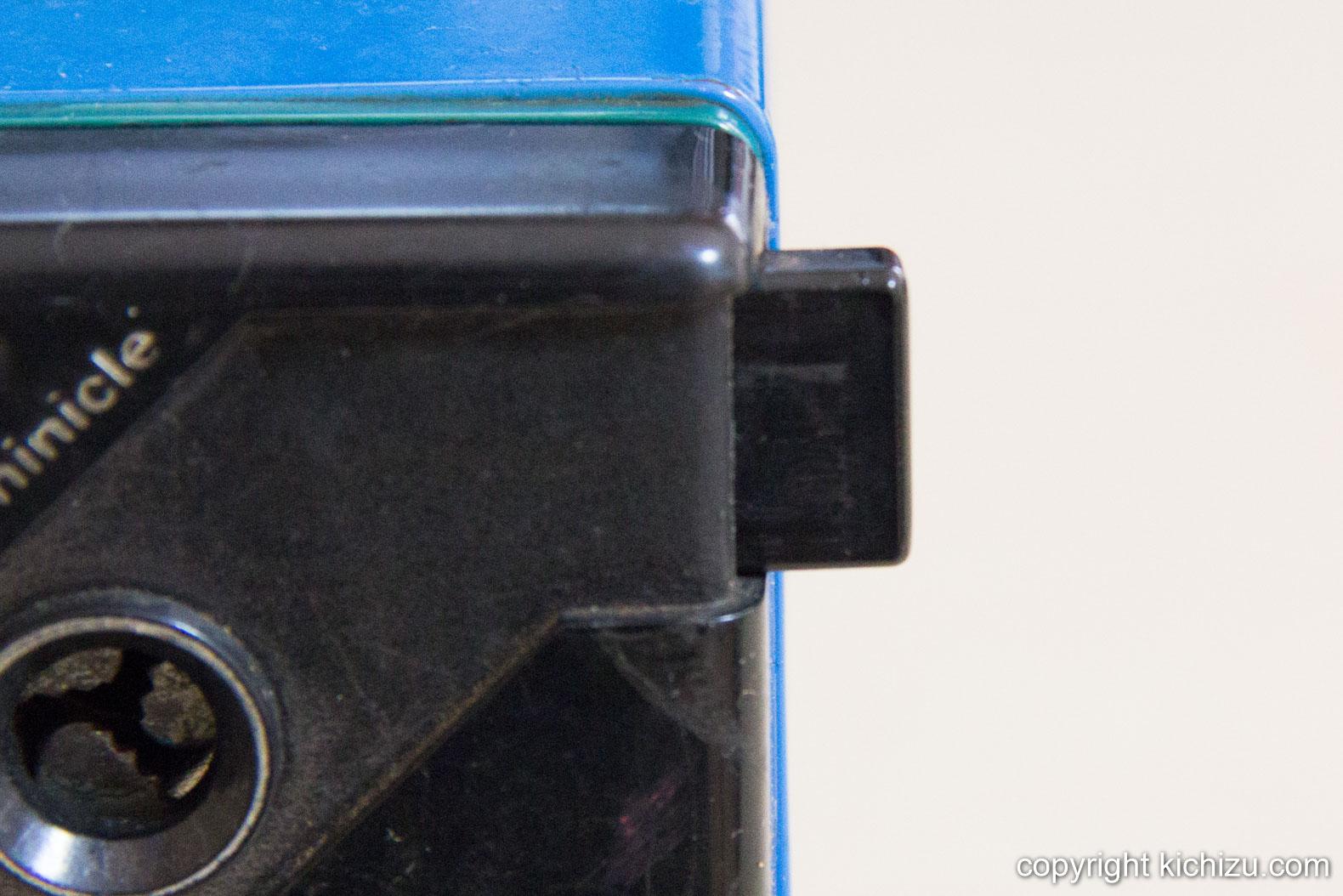 CARL 鉛筆削り CP-80 のボタン