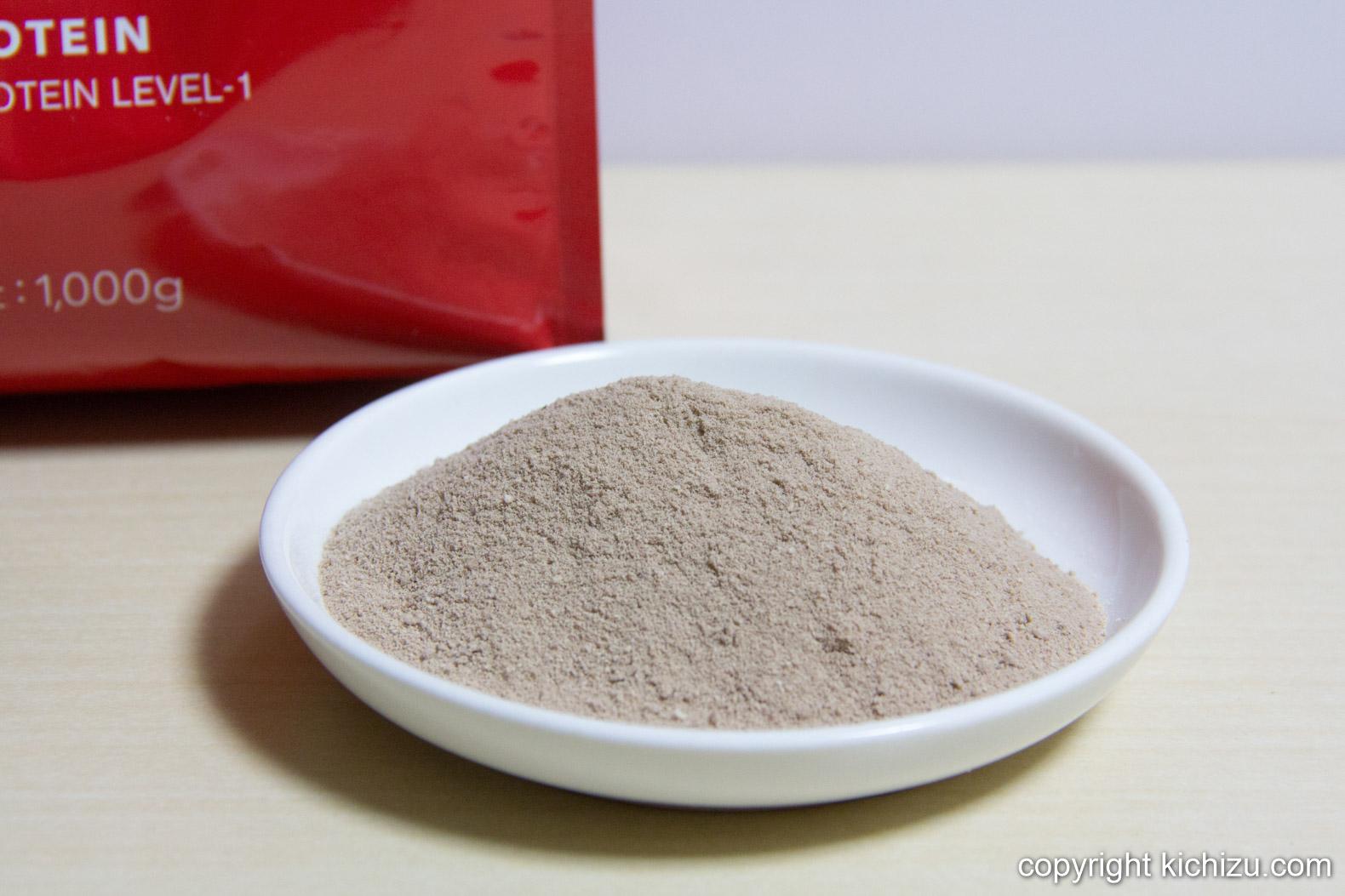 DNS プロテインホエイ100 チョコレート風味 の粉