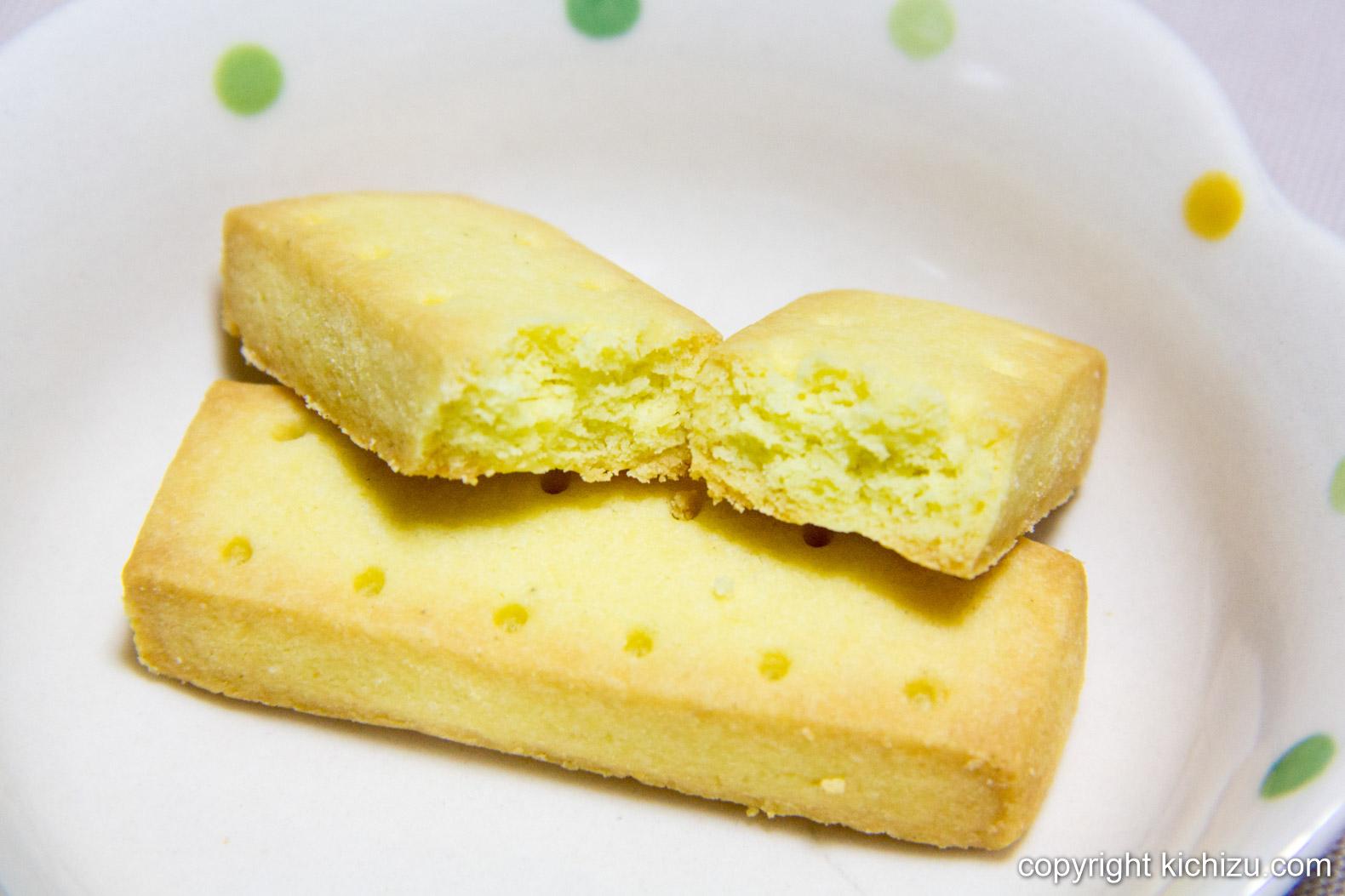 6袋バランスパワー北海道バターを割る