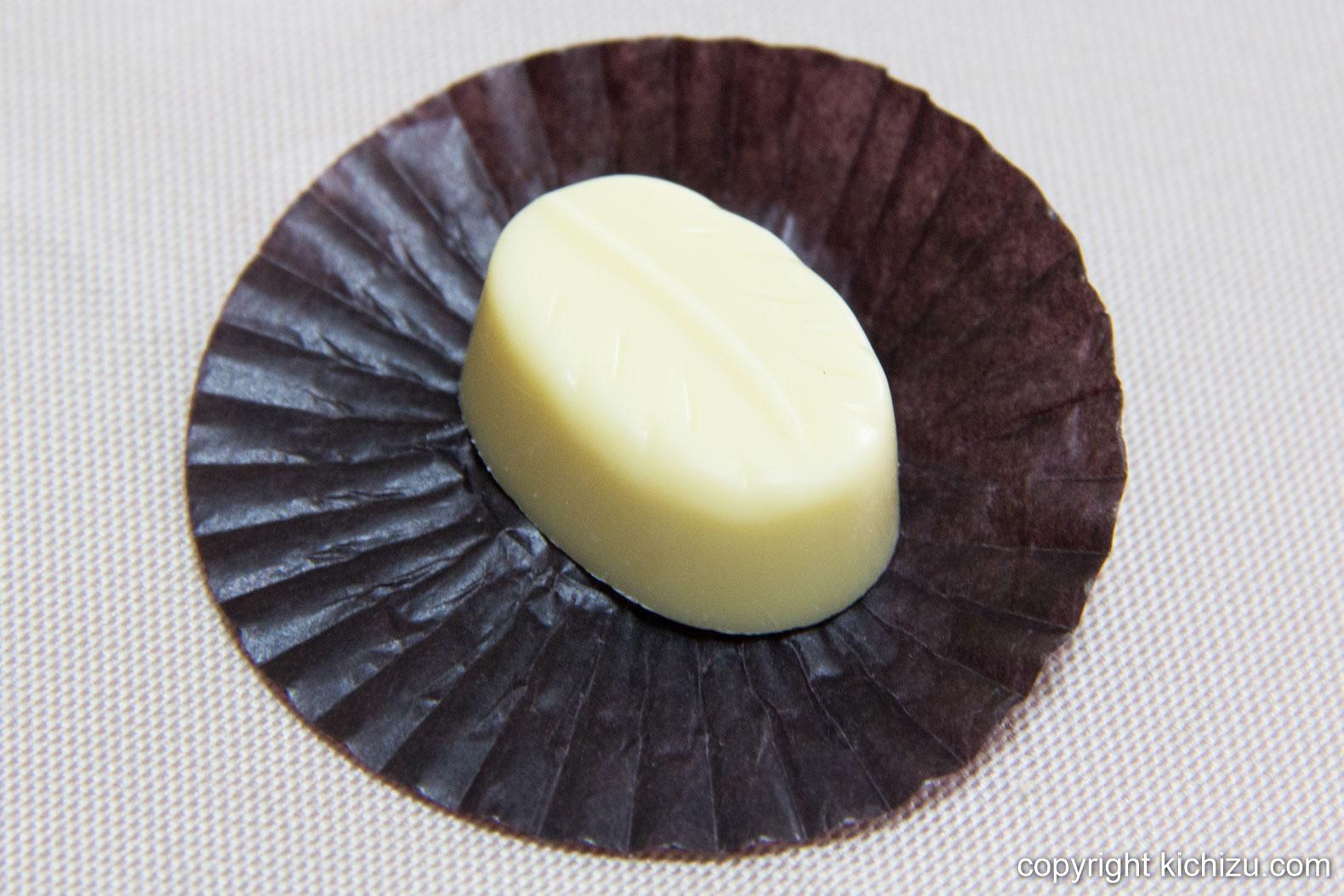 ホワイトチョコ