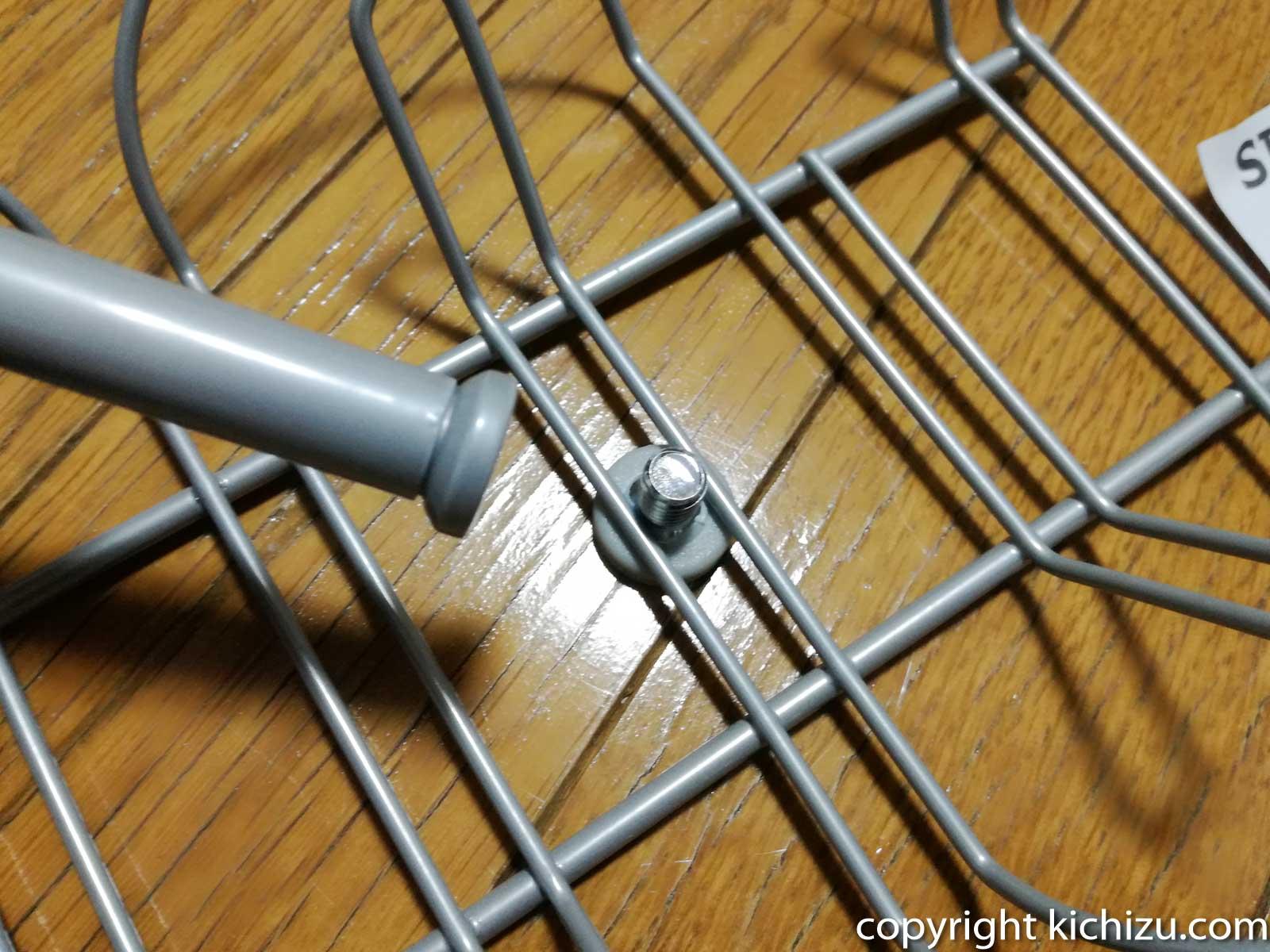 IKEAのケーブルオーガナイザーの仕組み