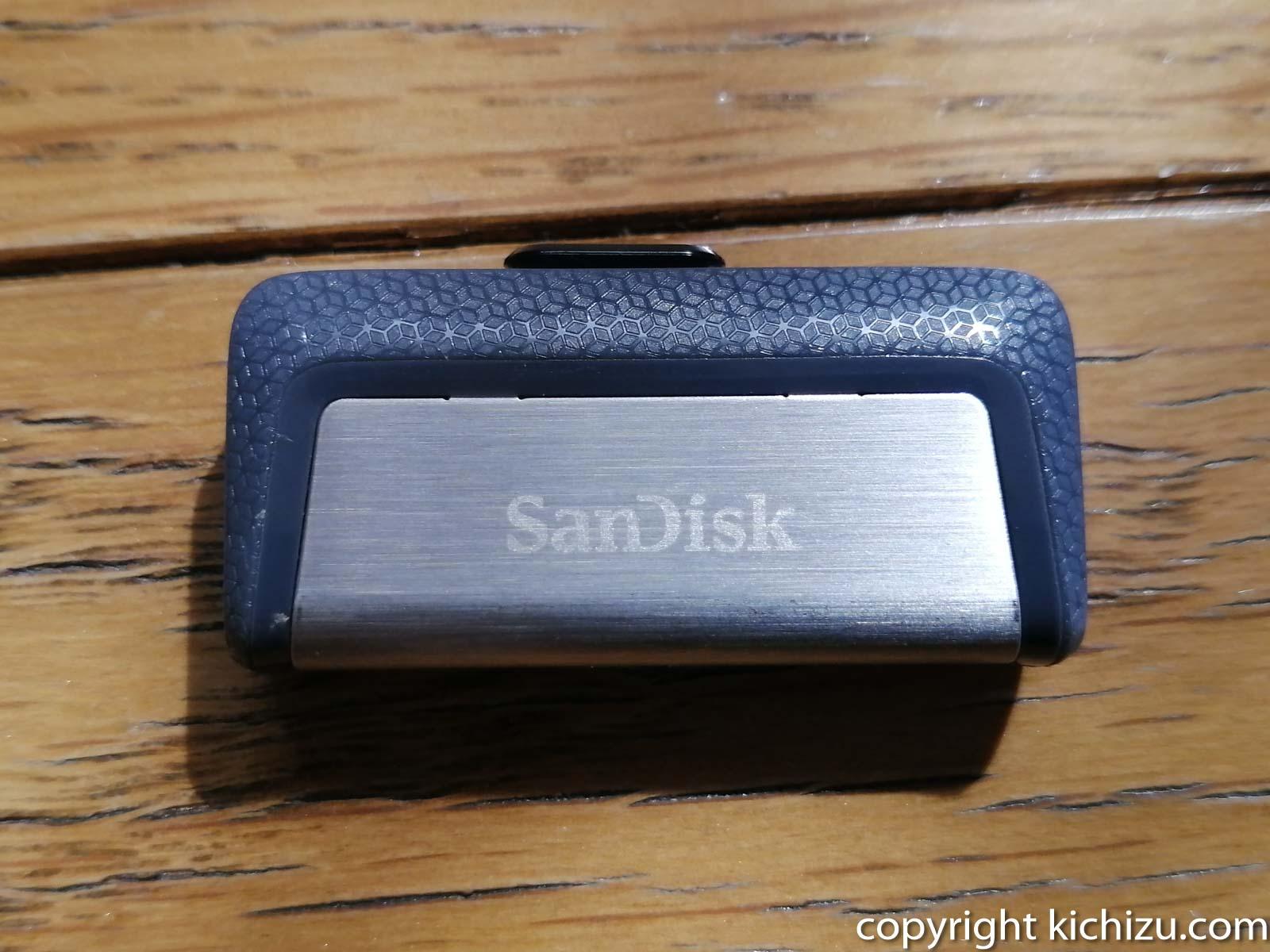 SanDisk サンディスク USBメモリー USB3.1対応 Type-C & Type-Aデュアルコネクタ