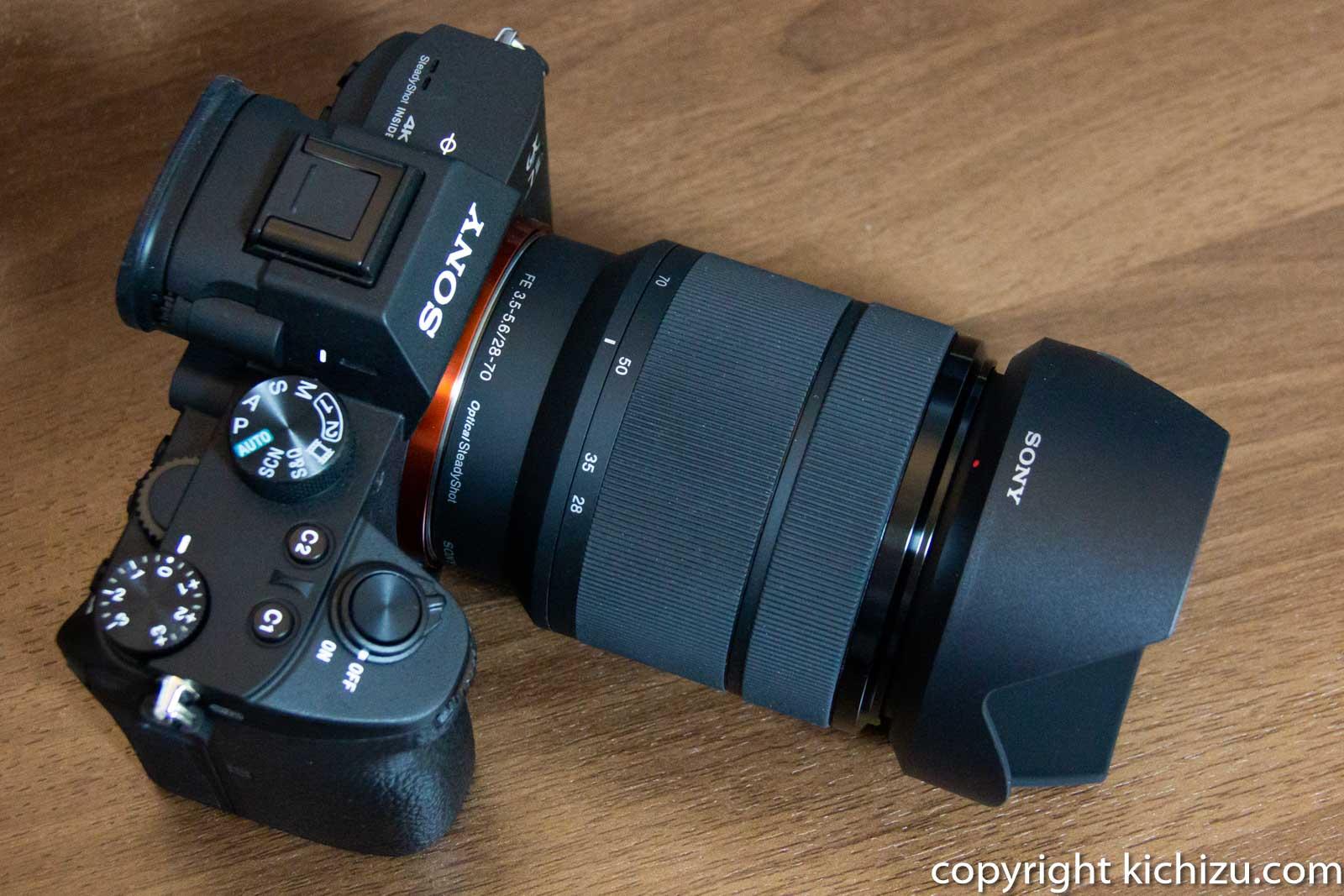 デジタル一眼カメラ α7 III